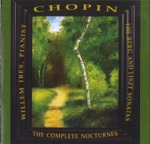 Chopin: The Complete Nocturnes for Piano (2012) by Willem (Wim) Ibes