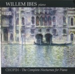 Chopin: The Complete Nocturnes for Piano (1986) by Willem (Wim) Ibes