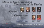 Music as Exploration and Expression of the Divine featuring Olivier Messiaen's