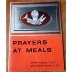 Prayers at Meals