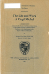 The Life and Work of Virgil Michel: A Dissertation